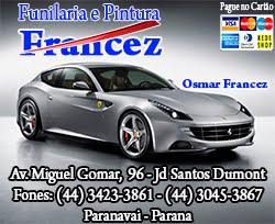 FUNILÁRIA FRANCEZ