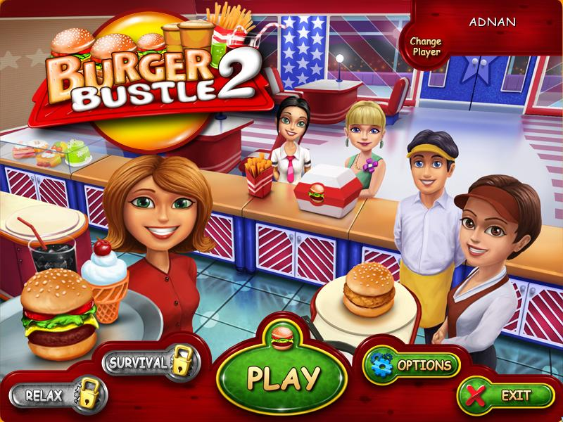 burger games online free