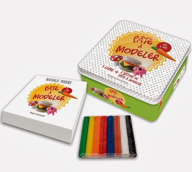 Mon livre de pâte à modeler pour les enfants