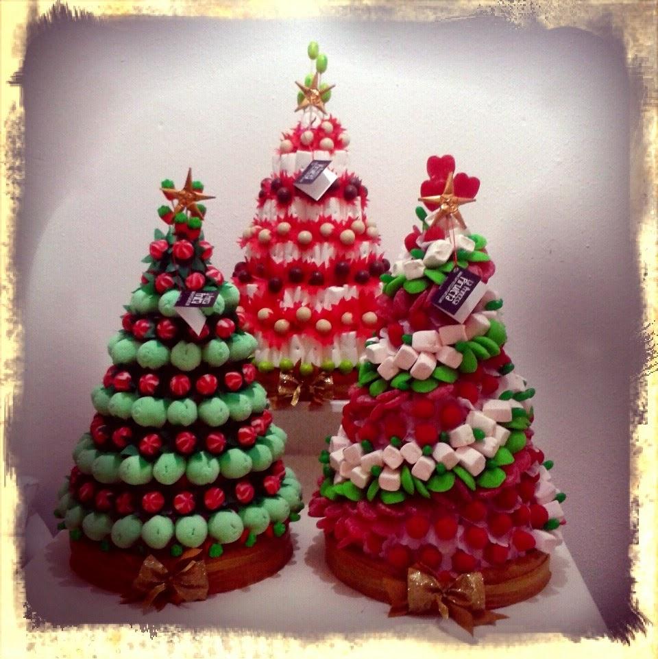 La princesa piruleta tienda de chuches y buffet de - Arboles de navidad de chuches ...
