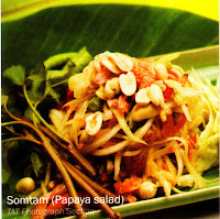 Somtam (Papaya Salad)