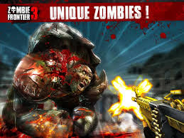 Zombie Frontier 3 v1.23 MOD APK Android