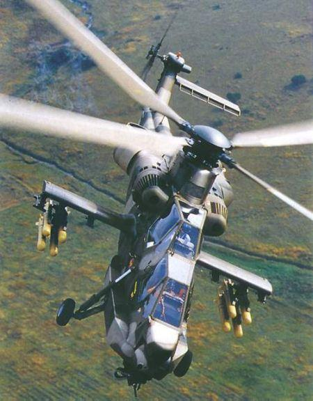 Helikopter Serang Rooivalk