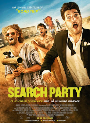 Search Party 2014 DVDR R2 NTSC Latino