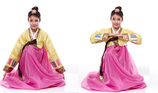 IU Greets Fans In Hanbok For The New Year Daily K Pop News