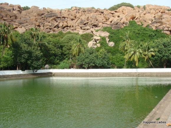 Pampa Sarovara Anegundi near Hampi