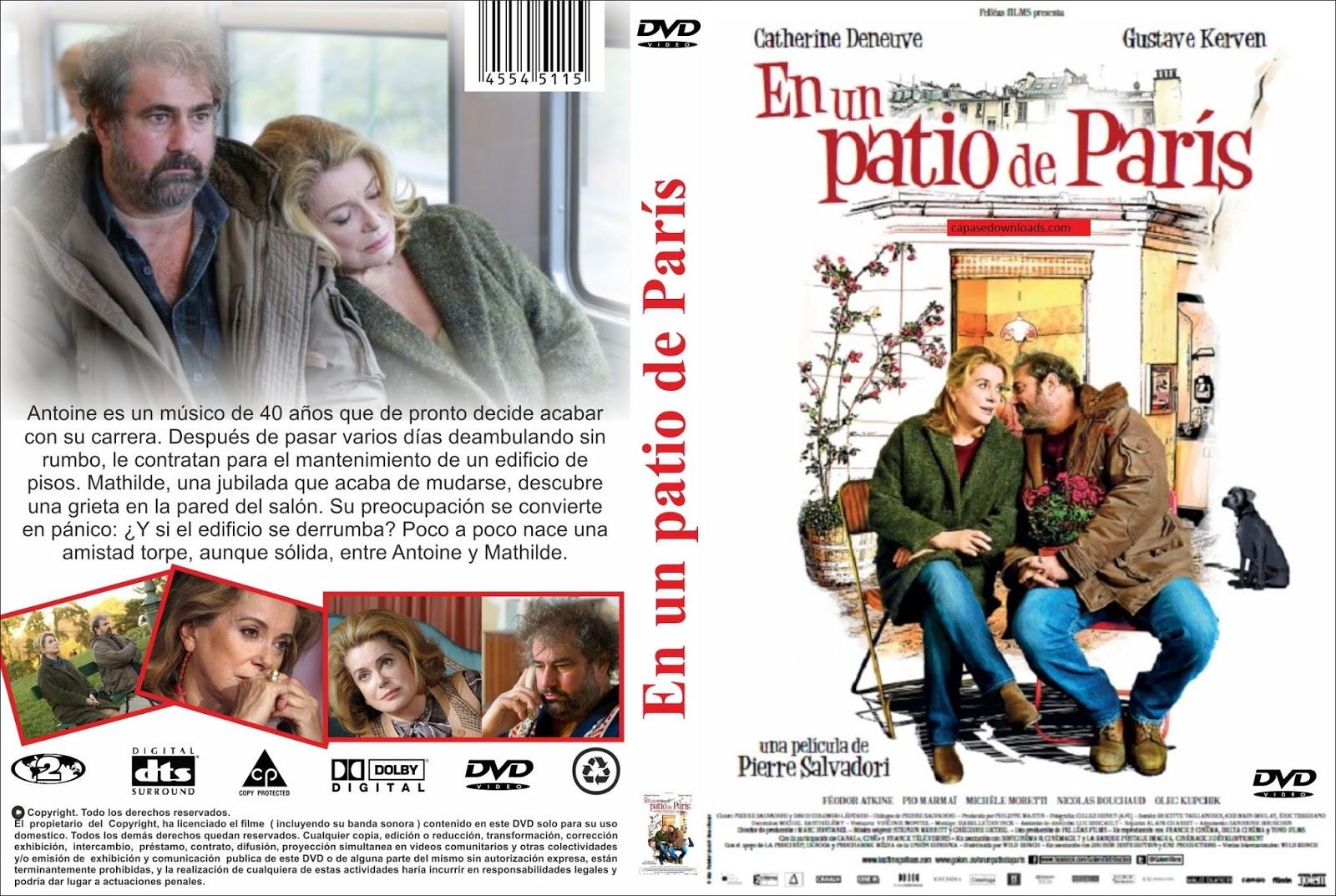 Em um Pátio de Paris DVDRip XviD Dual Áudio en un patio de paris  2