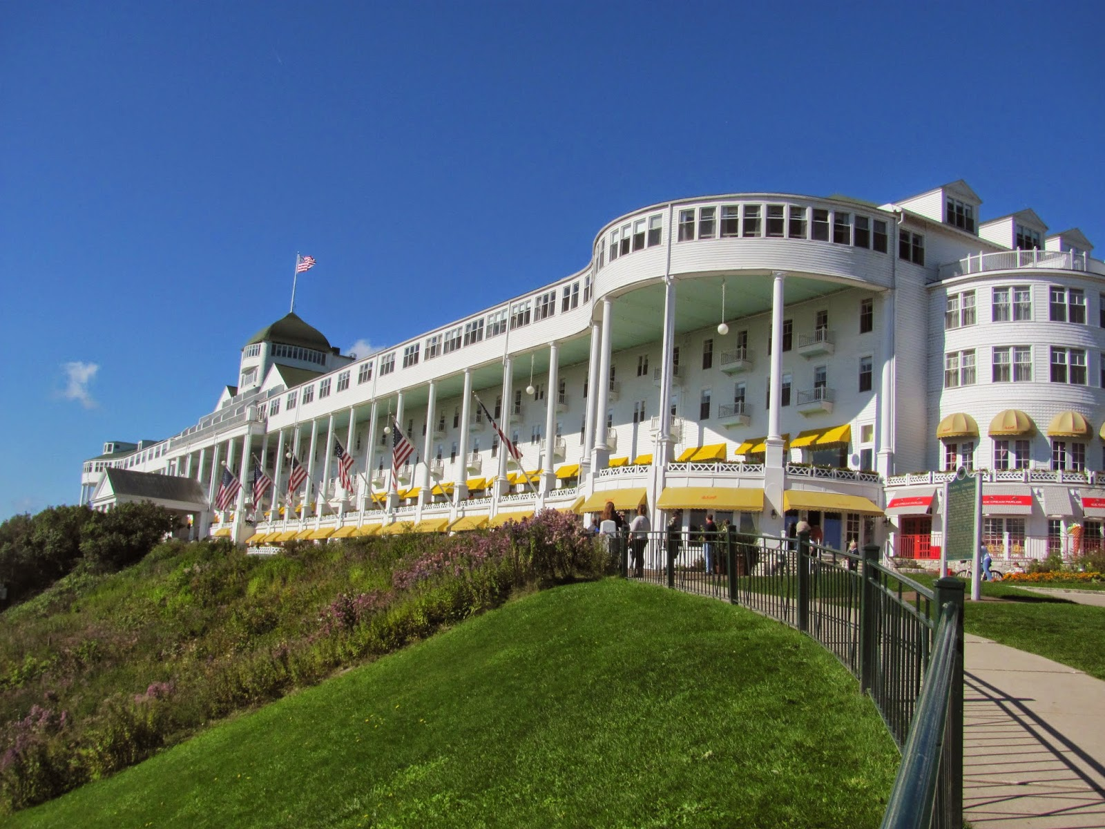 My Shabby Chateau A Visit To Mackinac Island Michigan