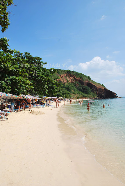 Koh Larn Beach Pattaya