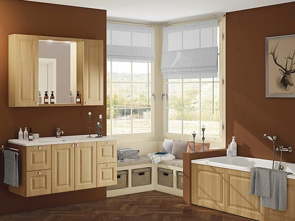 Meuble salle de bain classique meuble d coration maison - Meuble salle de bain classique ...