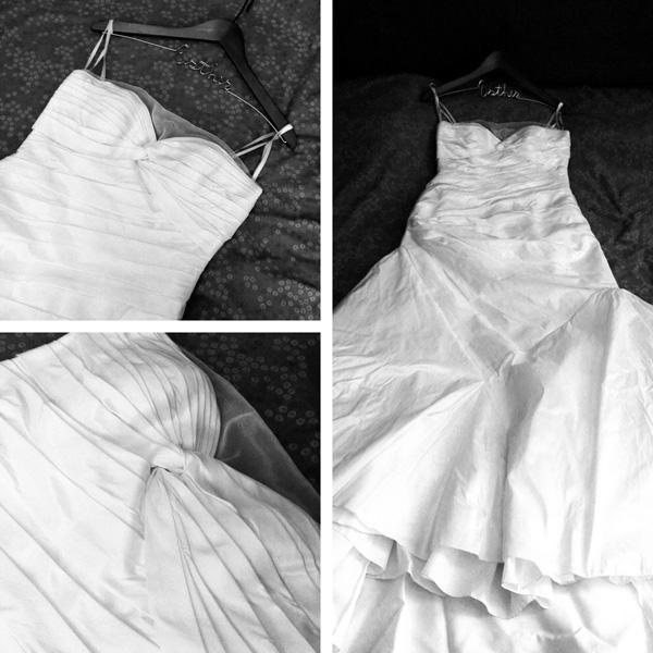 qu hacer con el vestido de novia despus de la boda