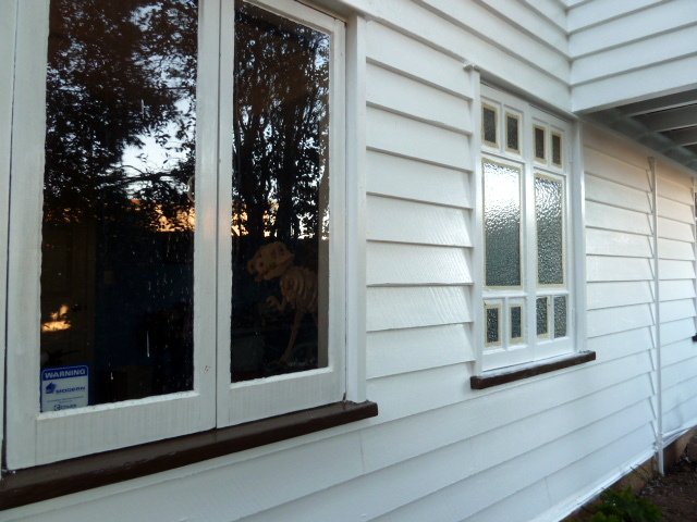Fun and vjs hopscotch window installed for Replacement windows for sale