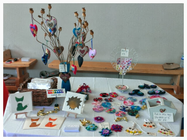 Miss Chaela Boo - September Highlights - Cherry Hinton Craft Party