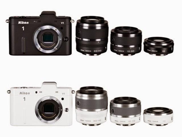 Harga dan Spesifikasi Kamera Nikon 1 V1