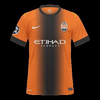 Camisa Fantasy Shakhtar Donetsk MockuperMatt Um novo estilo de