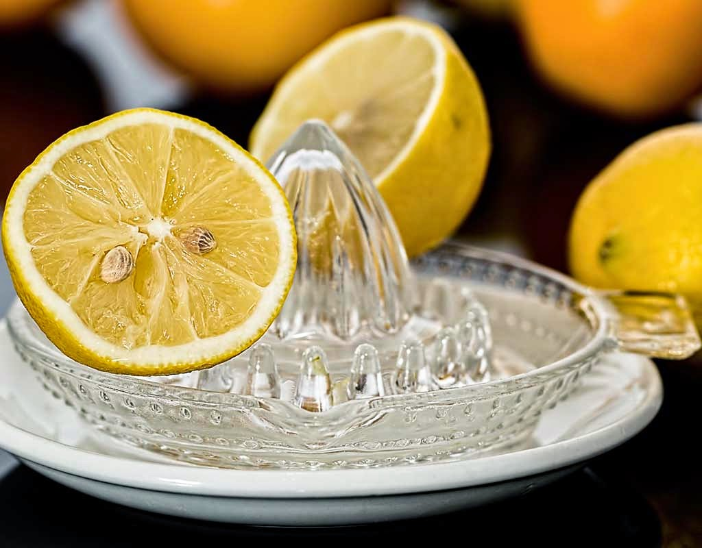 As far as lemon juice is high in C vitamin, it is far more useful for having firm skin. By using lemon juice on the face, you may reduce wrinkles and other marks on the face.