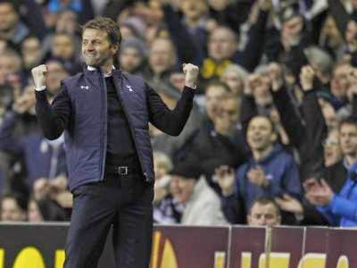 Spurs future looks better after Sherwood appointment