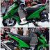 Modifikasi Yamaha Xeon 125 2014