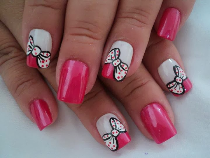 decoracion de uñas de pies faciles   Cristina