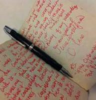 Los diarios perdidos en Almería de Courtney Love