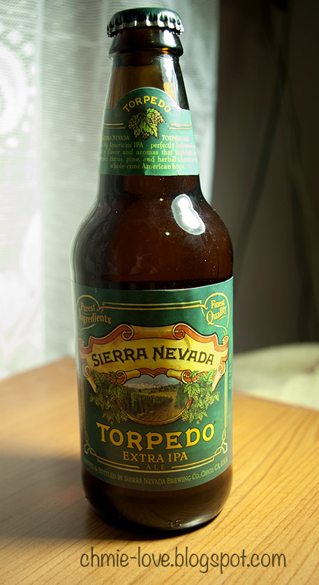 Sierra Nevada Torpedo, extra IPA
