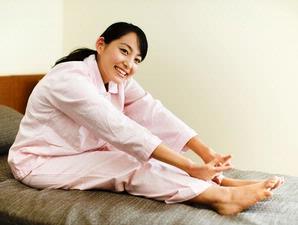 Tips agar tubuh segar saatbangun tidur