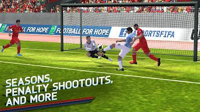 FIFA 14 By EA SPORTS™ v1.3.2 APK + DATA Unlocked