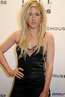 Ellie Goulding   2014 Elle Style Awards in London 8.jpg