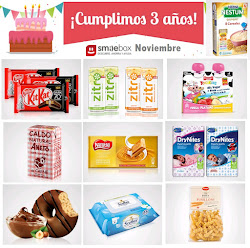 TU 1ª SMILEBOX DOBLE por 12.99 €