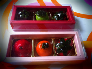 Doorgift Tart Buah
