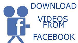 Download video dari Facebook