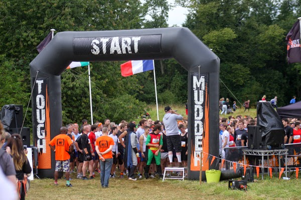 Tough Mudder 2014