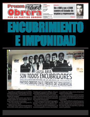 Prensa Obrera Nº 1350