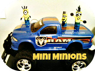 mini minions despicable me crafts for kids