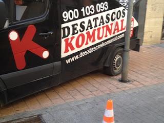 Desatascos las 24 horas en Barcelona