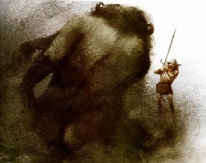 grendel analysis Grendel is an unhappy soul in john gardner's book grendel, because he feels useless in society and doesn't want to accept his given role throughout this whole book grendel feels he has no.