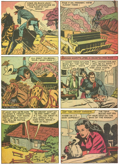 Motion Picture Comics 109 page