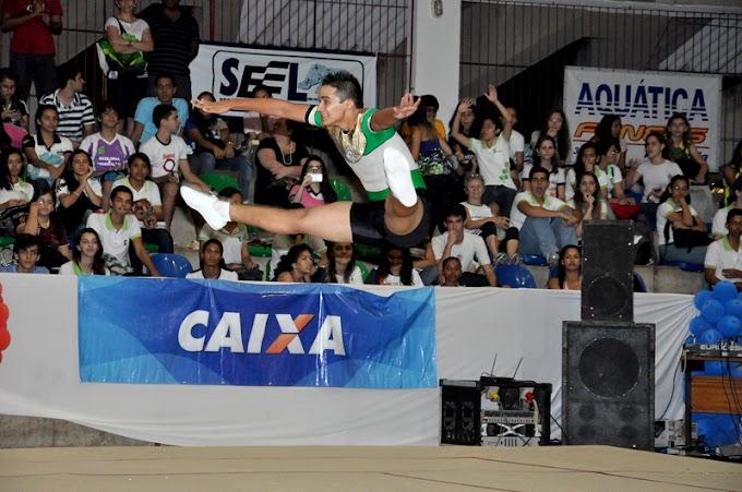 Campeonato Brasileiro e Torneio Nacional de Ginástica Aeróbica em Natal
