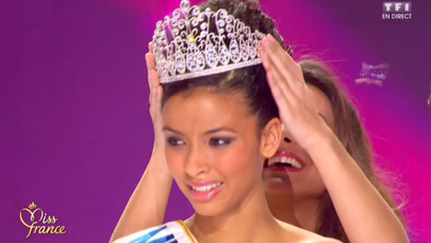 sashes and tiaras miss france 2014 is miss. Black Bedroom Furniture Sets. Home Design Ideas