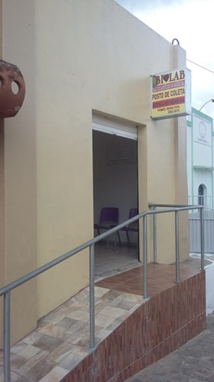 BIOLAB Laboratório e Clínica - Próximo a Casa Lotérica, Centro - Espírito Santo RN