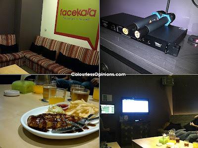 Facekara Karaoke Box KTV Viva Home Kuala Lumpur