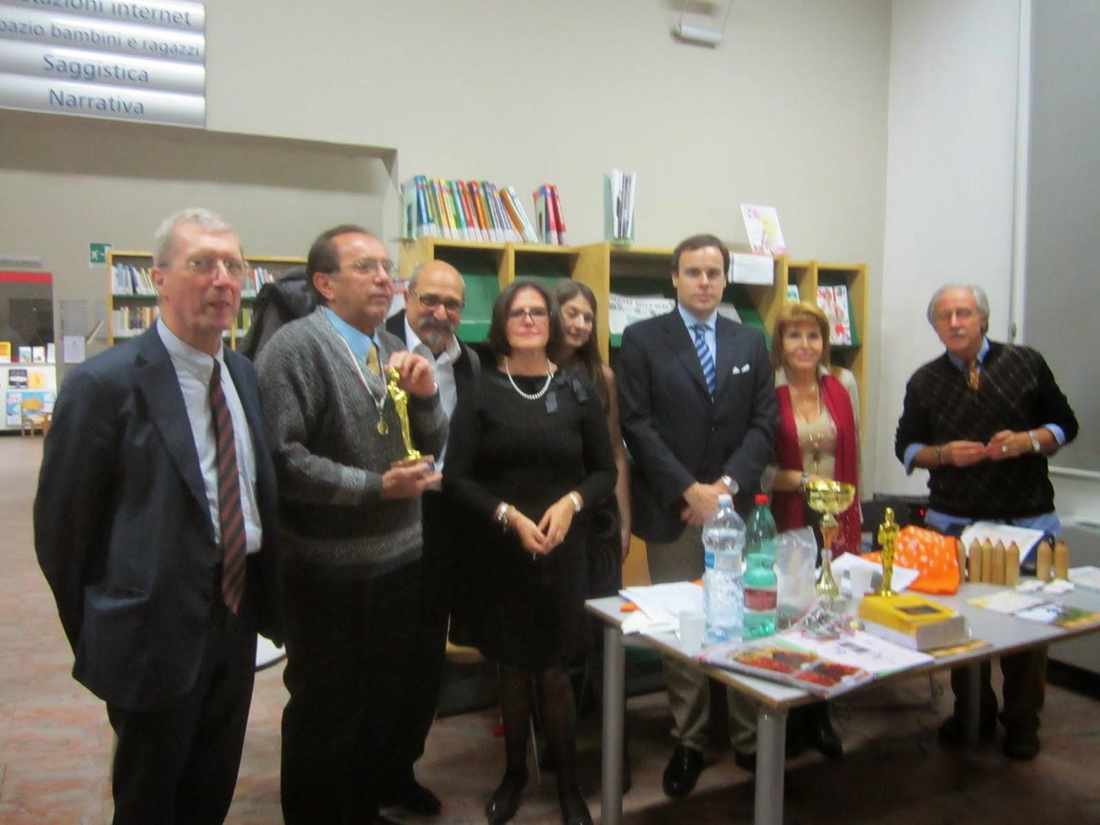 Oscar al Poeta Luigi Perfetti 2012/2013