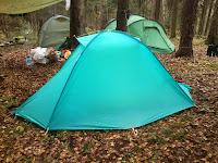 легкая дуговая палатка полусфера