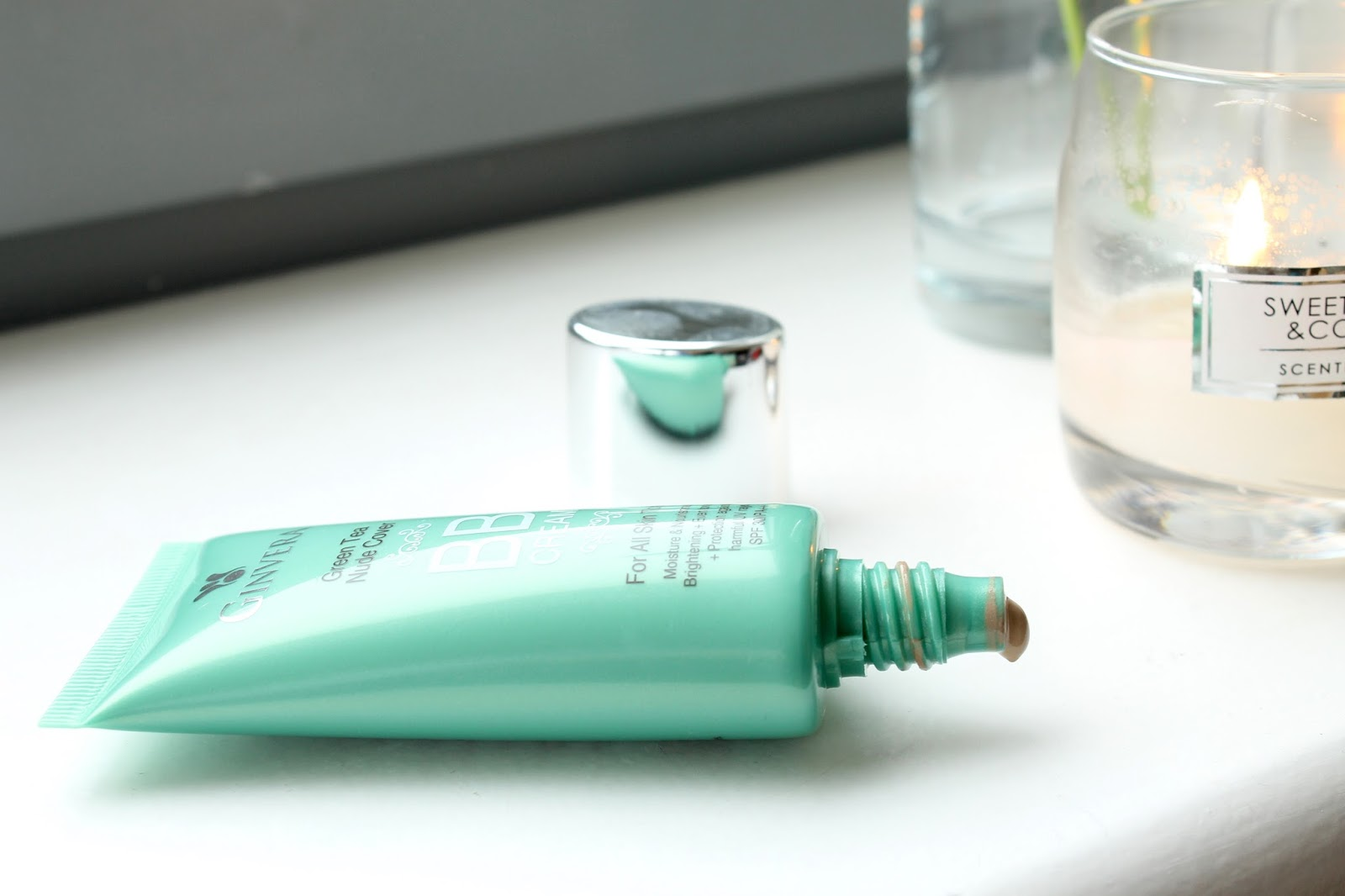 Ginvera BB Cream blog review