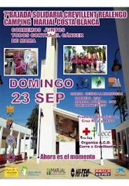 23-09-2018 VII BAJADA CREVILLENTE CAMPING EL MARJAL