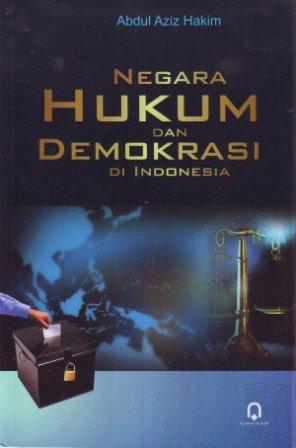 negara hukum dan demokrasi di indonesia toko cinta buku