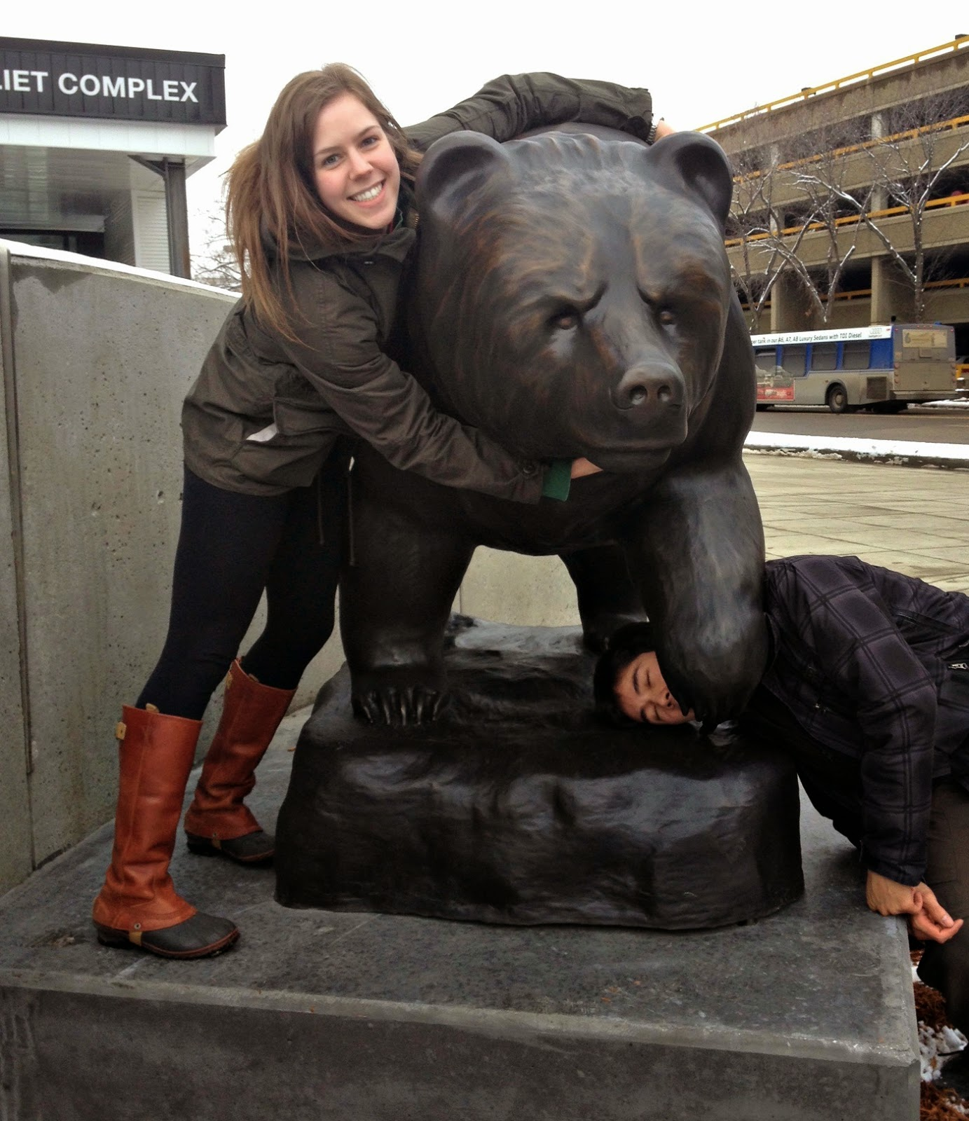 Taming the UAlberta Alberta Bear
