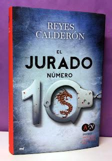 Portada del libro El jurado número 10