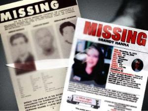 reports of missing persons