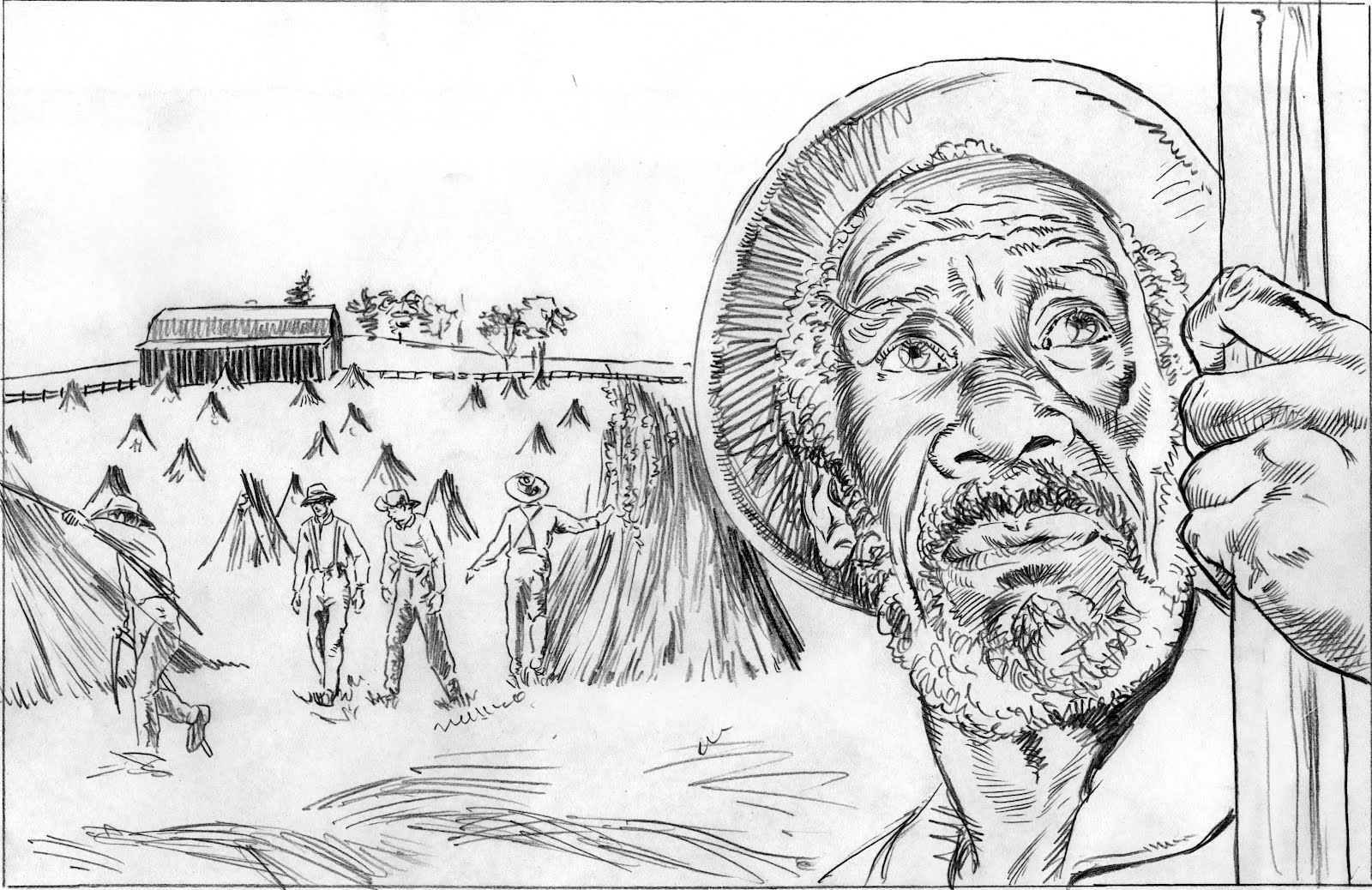 slavery coloring pages - photo#27